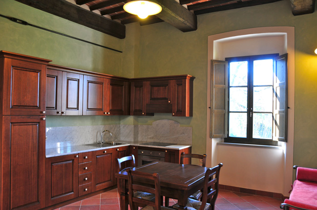 Domenico-kitchen area